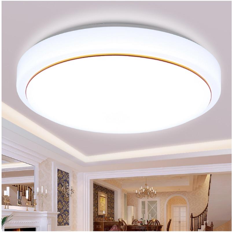 T Circular White Ceiling Light Modern Sweety Simple Lamps For Home Livingroom Bedroom Restaurant Aisle Corridor With LED penton ph10 t white