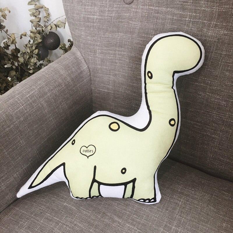Pelúcia Travesseiro Recheado De Pelúcia Dinossauro Cão