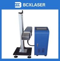 Wholesale price 50W fiber online fly Laser marking machine for sale