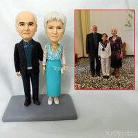 Реальность кукла пользовательские воск рисунок глины Скульптура фото DIY настоящее лицо фигурка РИСУНОК свадебный подарок ко Дню Святого Ва