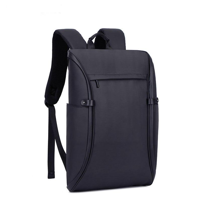 HHYUKIMI Brand 15.6'' Laptop Backpack External USB Charge Antitheft Computer Backpacks Student For Teenager Fashion School bag