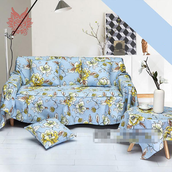 towel cover all floral wrap stretch kitchen sofa couch product tight anti slip printed slipcover chair elastic protector inclusive slipcovers