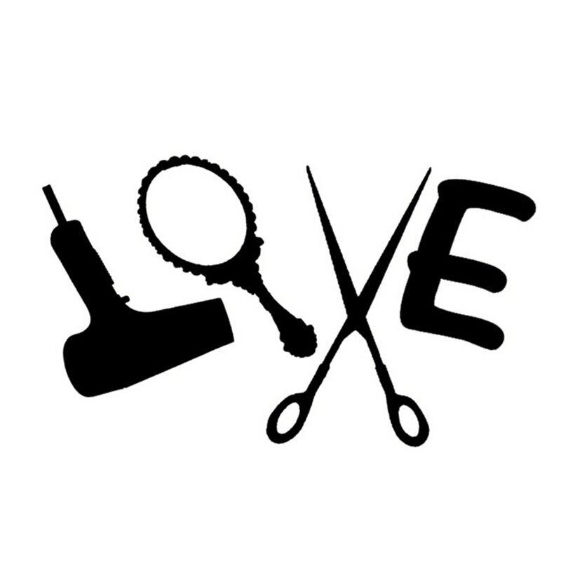 Download 15*9CM Car Stickers Decals Stylist of LOVE Waterproof ...