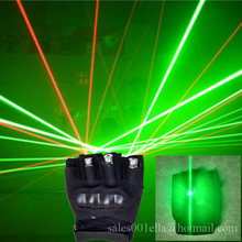 Disco Laser font b Gloves b font With font b Led b font Green Palm Light