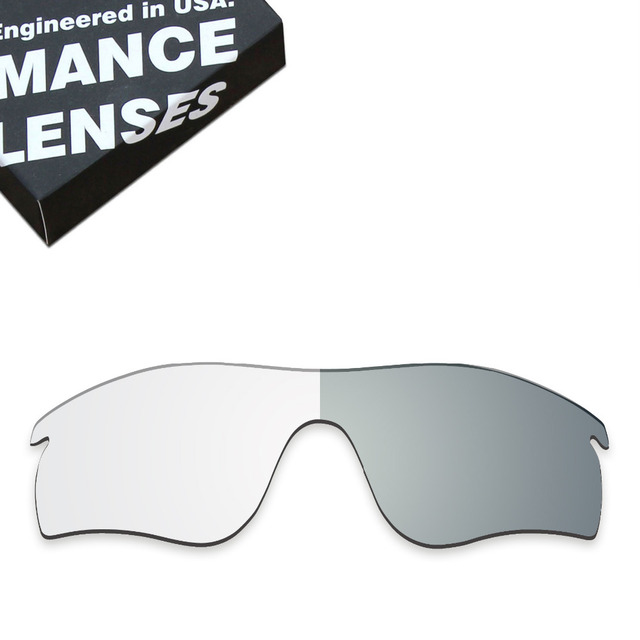 aaf70a4e622d ToughAsNails Replacement Lenses for Oakley RadarLock Path Sunglasses  Photochromic Clear (Lens Only)
