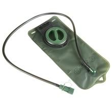 2L сумки для воды выживания Waterbag рот мешок Пеший Туризм питьевой широкий рюкзак велосипедный гидратации восхождение Системы