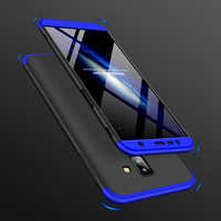 360 Full Cover Case For Samsung A51 A71 A50 A30 A20 A10s A40 A60 A70s A80 A90 J2 J4 Plus J8 J3 J5 J7 2017 C9 Pro S20 M30s Cases