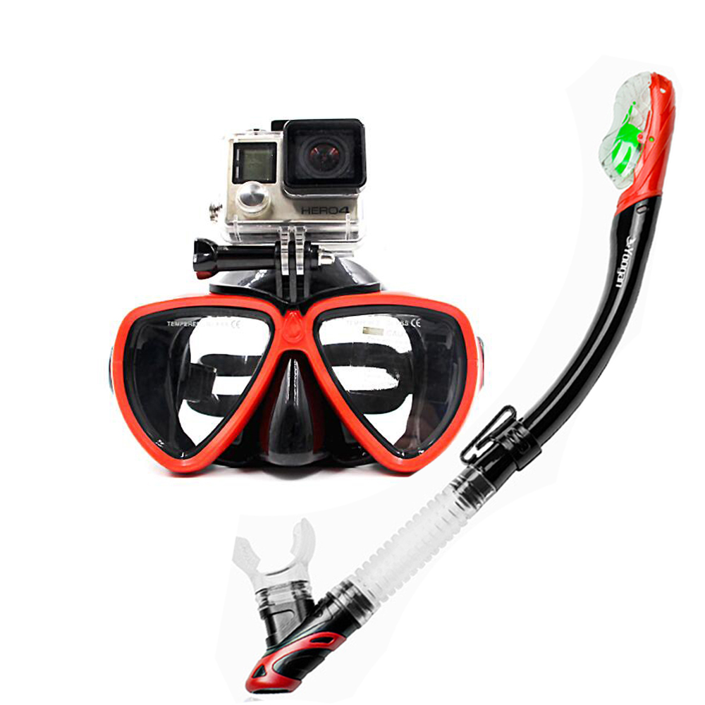 Popular professional snorkel gear buy cheap professional for Scuba dive equipment