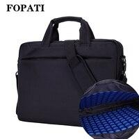 FOPATI Laptop Bag 17 3 17 15 6 14 12 Inch Nylon Airbag Handbag Computer Bags