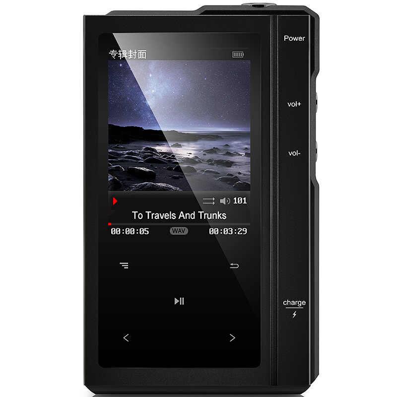 Moonlight AIGO Z6PRO twardy odtwarzacz MP3 DSD256 ES90018Q2C DAC Hifi odtwarzacz muzyczny dwurdzeniowy procesor obsługuje 64bit/384KH