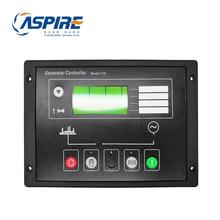 Generator Auto Start Control Panel DSE710 Genset Controller 710 Module gtr17 generator control automatic start generator controller gtr 17