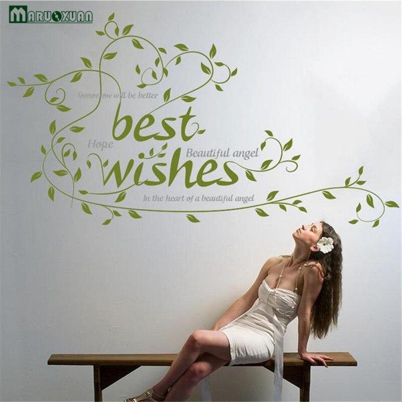 fb9f1c581e8e4 Puede quitar el palillo de la pared verde una sala de estar decoración del  hogar Adhesivos fabricantes al por mayor y los mejores deseos