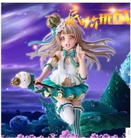 Japanese Anime Figure New ALTER Love Live Minami Kotori Action Figure Scale Painted Snowman Ver Doll