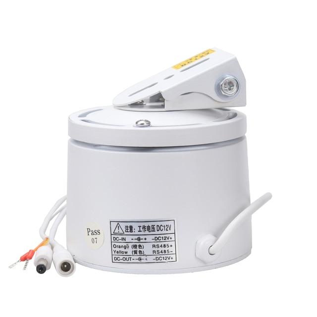 GZGMET Pan  Surveillence Cctv Accessories 350 Degree Waterproof Outdoor 485 Input Ccv Camera Control Keyboard Pan Tilt Motor