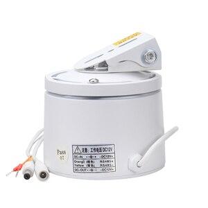 GZGMET Pan Surveillence akcesoria do monitoringu 350 stopni wodoodporna zewnętrzna 485 wejście Ccv sterowanie kamerą klawiatura Pan Tilt Motor