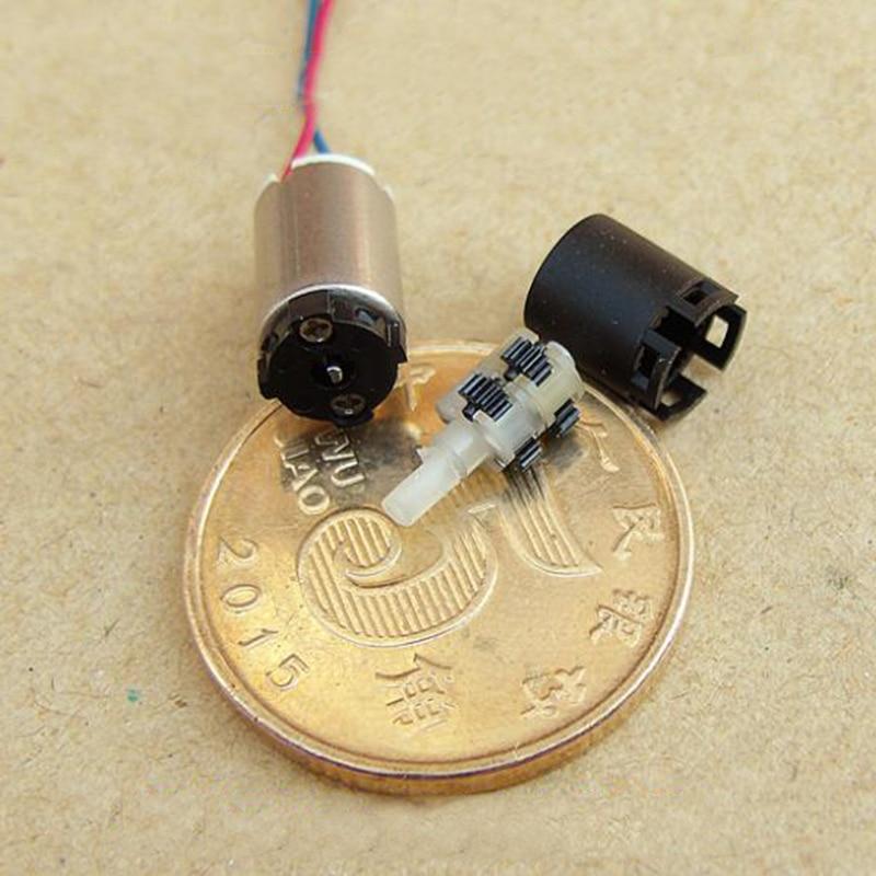 Прецизионный супер Миниатюрный Микро Мини 6 мм планетарный редукторный двигатель DC3V 1200 об./мин DIY рука робота умная модель автомобиля игрушки