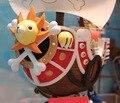 28 cm de una pieza onepiece THOUSAND SUNNY Going Merry acción PVC altura modelo juguetes muñecas de Anime de dibujos animados de navidad colección de regalos