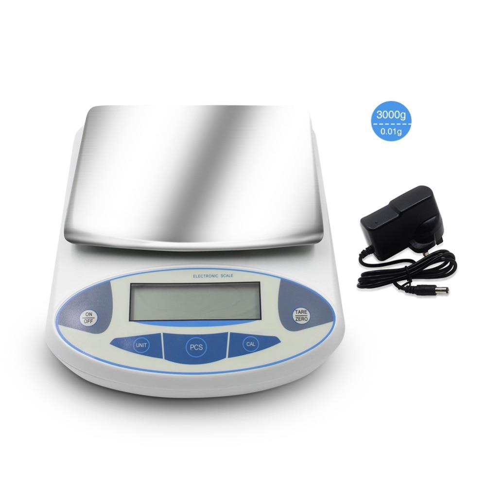 30kg x 0 1 g Analytical Balance Lab laboratory Digital Electronic Precision Scale Electronic balance Laboratory
