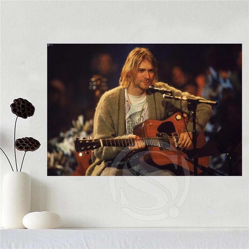 Meistverkaufte Benutzerdefinierte GB Auge kurt Cobain Rauchen ...