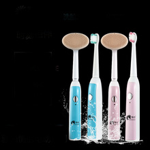 Ultrasonic Electric  charging toothbrush Waterproof with face brush Professional Teeth Brush oral Care Dental