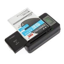 Confiable Nueva YIBOYUAN Cargador de Batería Universal + Puerto USB Para Smartphone Batería