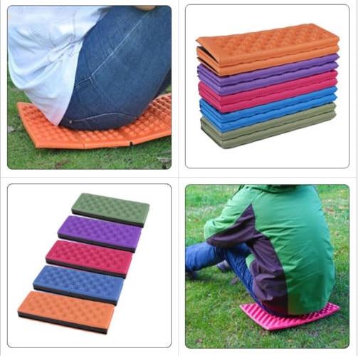 Portable Folding Outdoor Beach Camping Mat Seat Foam Waterproof Picnic Cushion Pads Yoga Chair Pad