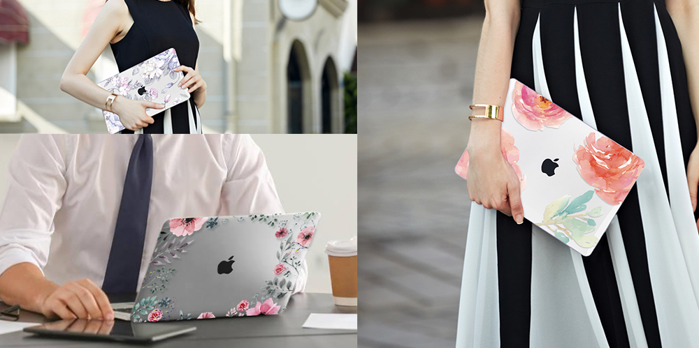 Floral Case for MacBook 131