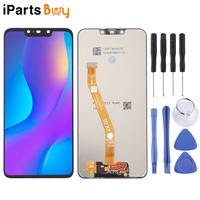 iPartsBuy LCD Screen and Digitizer Full Assembly for Huawei Nova 3i