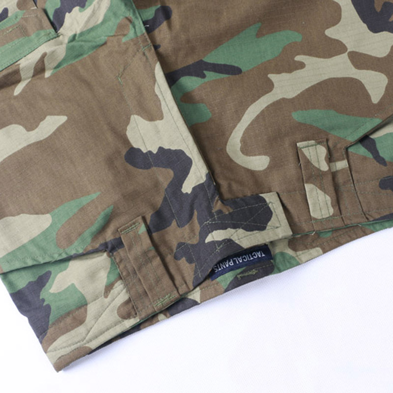 Image 3 - Tactical Military Combat Uniform Multicam Shirt   Pants Elbow 