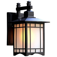 Retro Outdoor Lighting Wall Lamps Porch Lights Japanese Lantern Waterproof Corridor Garden Wall Light Outdoor Luminaire