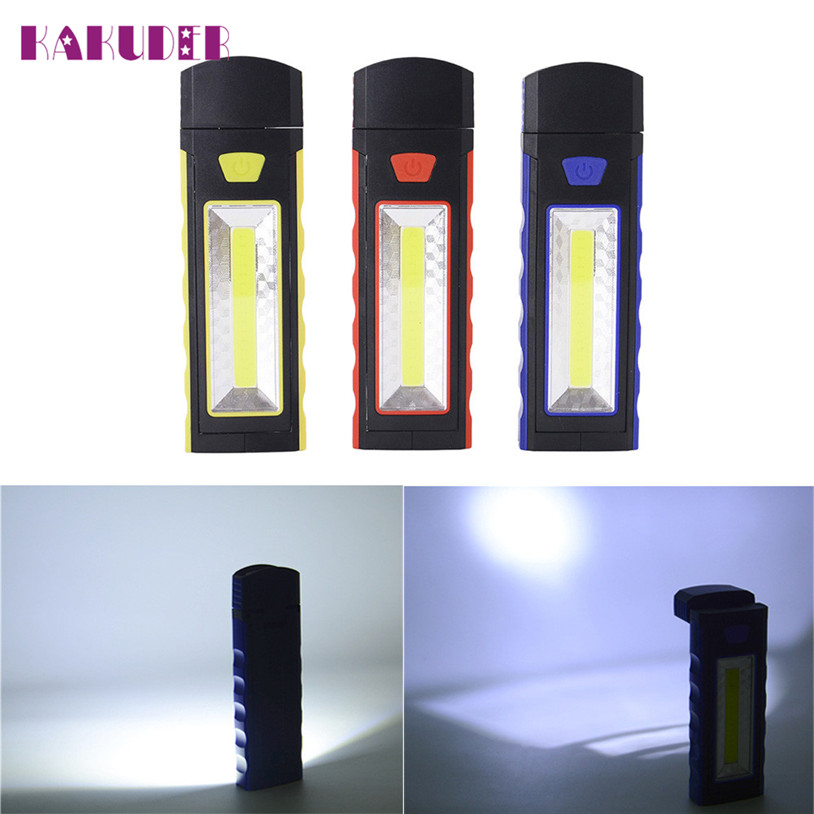 Portable Lanterns Powerful Dual Magnet Linked To Car Repair Work Lights LED Lights uy70627