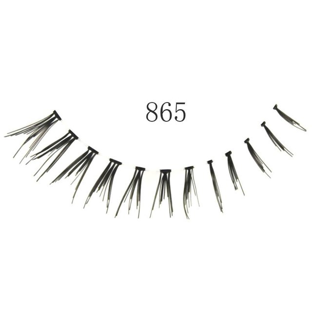 Free shipping,32box/lot [mixed style] high quality factory direct marketing,hand made (10 pairs/box)quality eyelashes (865)