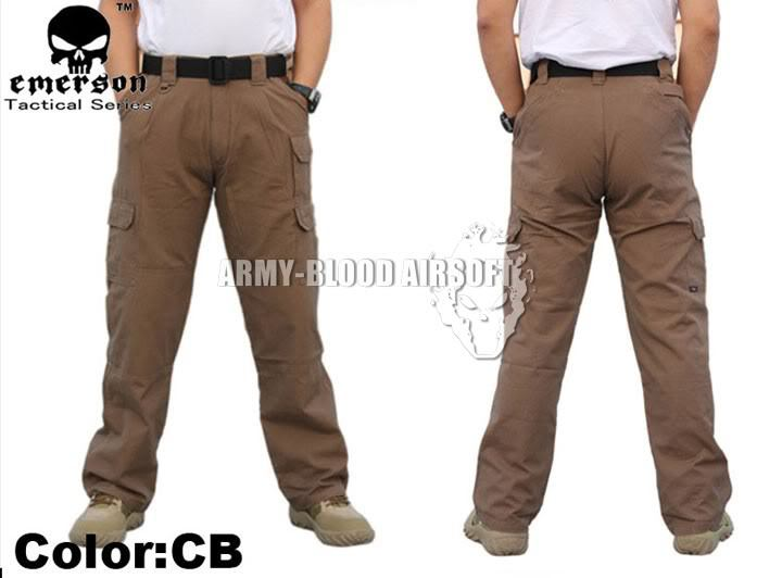 Pants Tactical Pants 74251 (Coyote Brown)