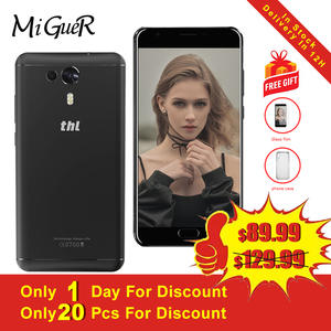 THL Knight 1 Mobile Phone 5.5 Inch FHD Android 7.0 MTK6750T Octa Core 3 GB RAM 32