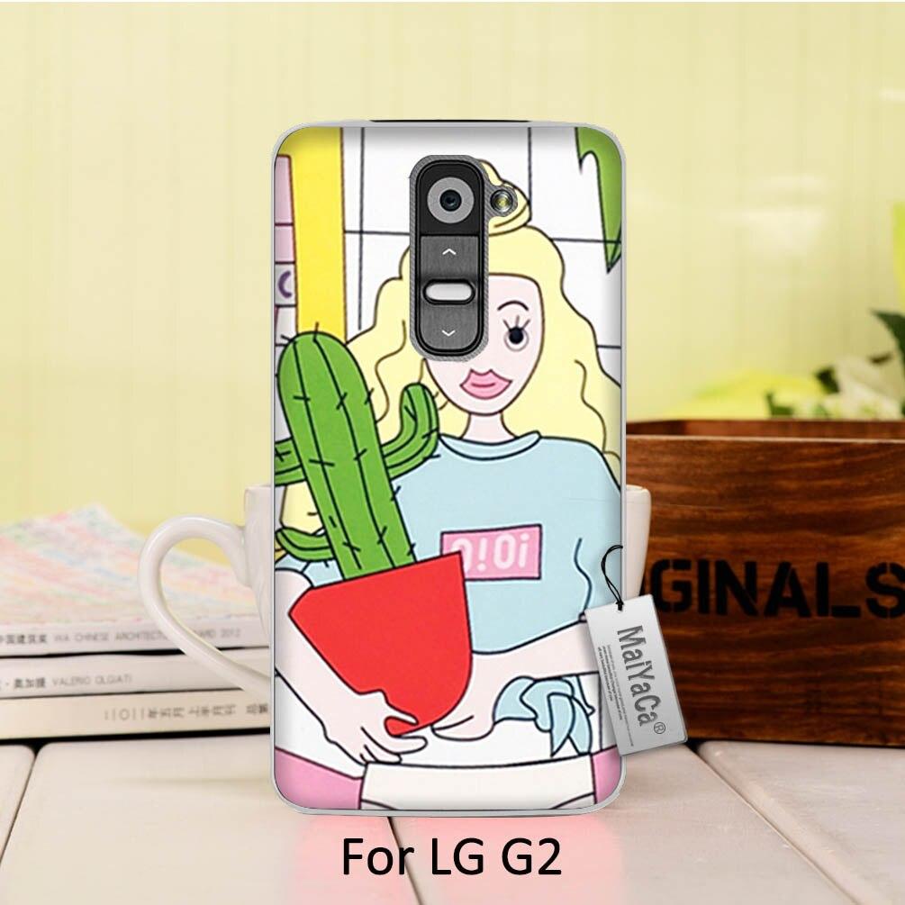 En venta de lujo accesorios del teléfono fresco case para case lg g2 cactus plan