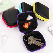Mobile Kit Case High Capacity Storage Bag Digital Gadget Devices USB Cable Data Line Travel Insert