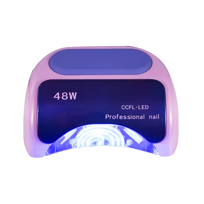 Nail Dryer LED UV Adjustable Nail Lamp for Gel Based Polishes with Automatic Sensor, Pull-down Cover, Acrylic Plate, Three Timer fashion 36w nail dryer round shape led lamp light nail dryer with automatic induction timer ty 107 uv gel led gel nail art tools