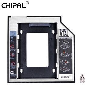 CHIPAL Universal 2nd HDD Caddy 9.5mm SATA 3.0 2.5
