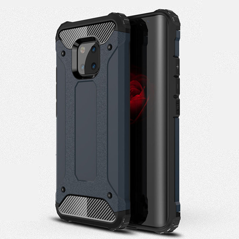 Rugged Armor <font><b>Case</b></font> For Huawei Mate 20 pro 30 P20 P30 P Smart Plus 2019 Nova 3i 5 <font><b>Honor</b></font> 10 <font><b>Lite</b></font> <font><b>9</b></font> 8A 6X 8X 9X Hybrid PC <font><b>Hard</b></font> Cover image