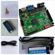 A-C4E10 EP4CE10E22C8N + USB бластер + LCD1602 Altera fpga-платы Altera доска Altera FPGA Совет по развитию