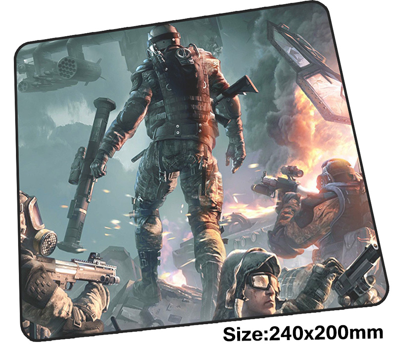 warface mouse pad gamer 240x200mm notbook mouse mat Boy Gift gaming mousepad large Personality pad mouse PC desk padmouse ...