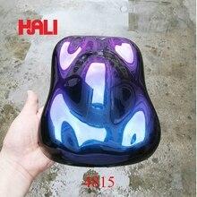 Качественная пудра хамелеон, пигмент с эффектом Хамелеона, меняющий цвет жемчужный пигмент, 1 лот = 10 грамм 4815 красный/фиолетовый/синий