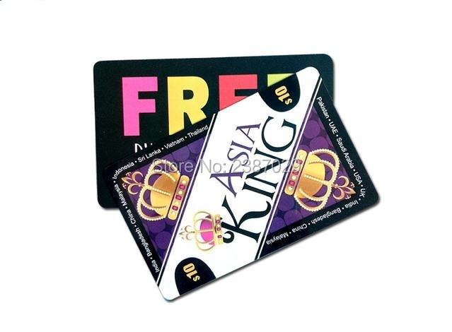 125khz proximity rfid smart membership card with TK4100 chips 5000pcs/lot