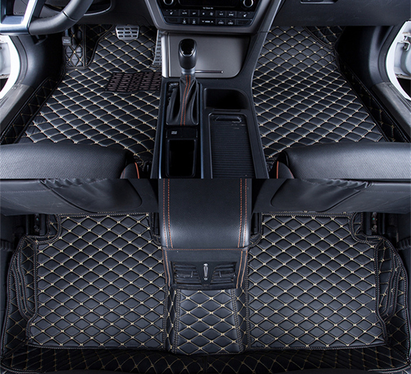 5 Colors Car Floor Mats Front & Rear Liner Waterproof Mat For Skoda Superb 2017 2016 Years Car Accessorie Carpet5 Colors Car Floor Mats Front & Rear Liner Waterproof Mat For Skoda Superb 2017 2016 Years Car Accessorie Carpet