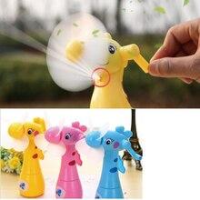 cute  portable Mini Fan of high quality beauty handheld ventilador portable mini handheld fan spray water