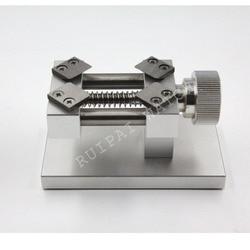 Nowoczesny zegarek Bezel usuwania stół warsztatowy Watch Case powrót do naprawy narzędzie Max 45mm w Narzędzia i zestawy do naprawy od Zegarki na