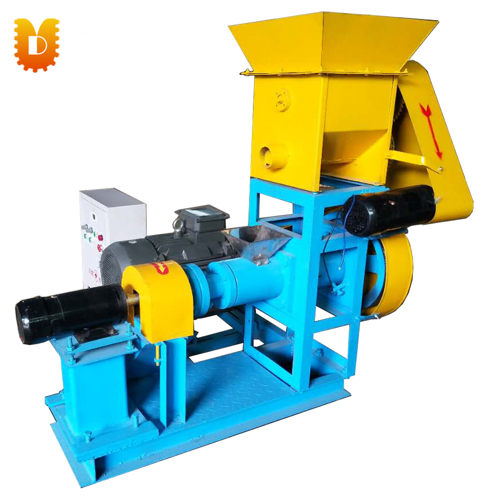 UDPH-60B High Capacity Bulking Machine/ Corn/Rice Extruder/Snack Food Puffing Machine
