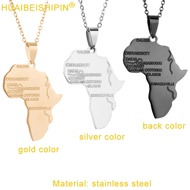 africa map gift