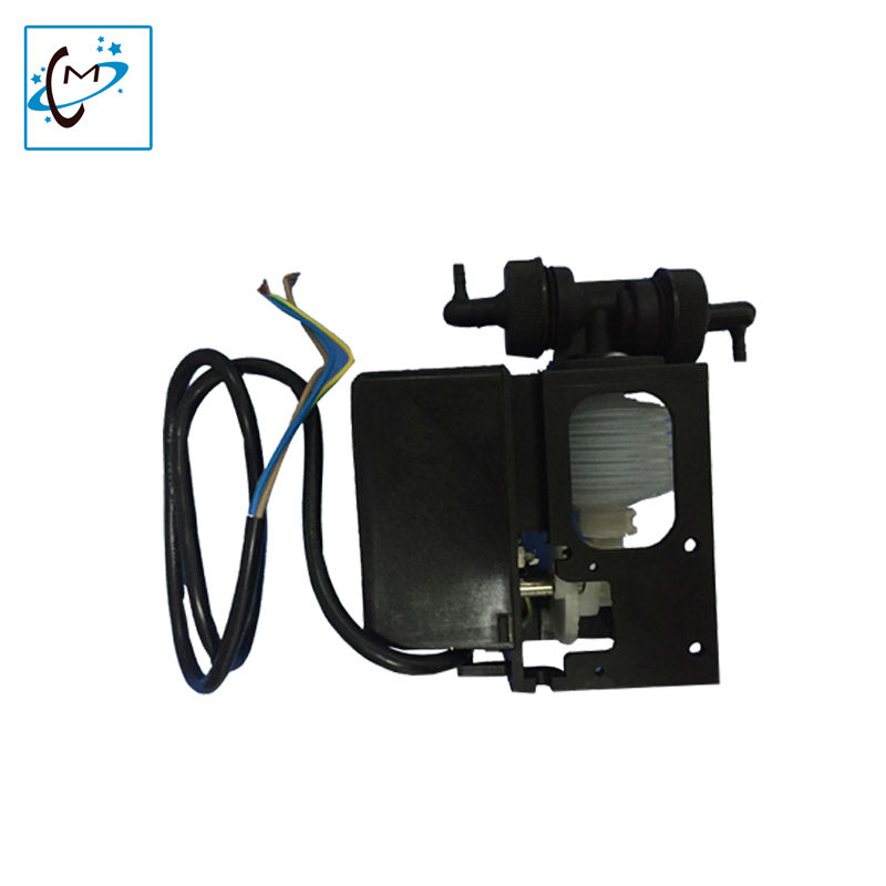 2piece/lot 110-120ml/min 24v dc micro draphragm solvent pump for myjet inkjet printer xaar 128 print head printer pump 300 400ml min 24v dc jyy brand big ink pump for solvent printer with free shipping cost by dhl