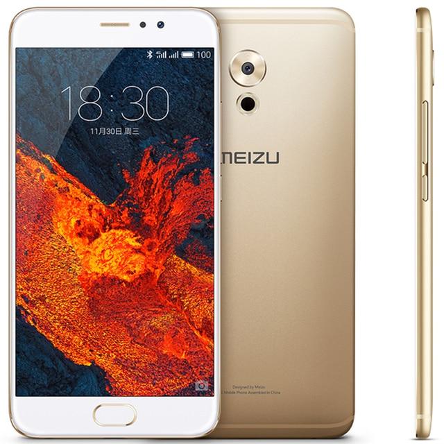 Original Meizu PRO 6 PLUS pro6 plus 5.7 inch 2K screen Octa core Exynos 8890 4G LPDDR4 RAM 12MP camera mTouch mobile phone